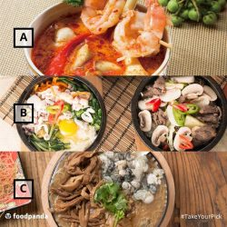 [foodpanda] TakeYourPick: What's your Asian persuasion?