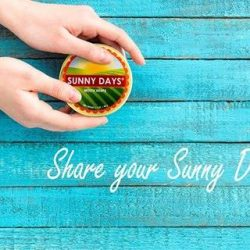 [Sunrider] Brighten up someone's day with a Sunny Days® drop, packaged for easy sharing!