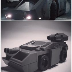 [My Little Brick Shop] For all you Aliens / AvP fans,Pre-order for Alien APC by Chalmers.