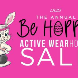 [Lorna Jane] It's the Annual Be Hoppy Active Wearhouse SALE!