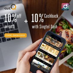 [Singtel] Tired of waiting and queuing for your food?