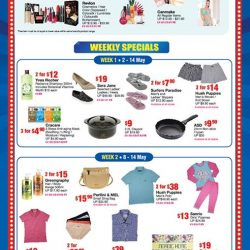 [BHG Singapore] It's our bi-annual SUPER SALE starting TODAY 28 Apr(Fri) till 14 May.