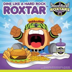 [Hard Rock Café] Celebrate the Easter Weekend by making the time for yourself and your little ones for a day-out filled with
