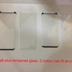 [Benoi Mobile Accessories] New update of S8 n S8 plus casing n tempered glass.