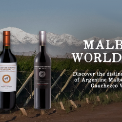[Wine Connection] Did you know that Malbec wine originated from southwest France and was then brought to Argentina in 1853, where it