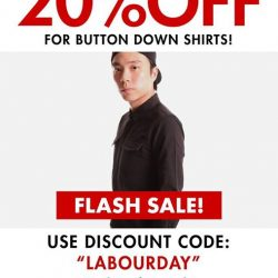 [Praise] 20% OFF on your Favourite Shirts!