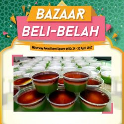 [Encik Tan] We're gearing up for the next instalment of Bazaar Beli-Belah with Association of Muslim Professionals - AMP!