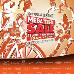 [World of Sports] THE MEGA SPORTS SALE YOU'VE BEEN WAITING FOR!