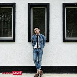 [Levi's] LiveInLevis with Dennis Tan, the visual merchandiser and modern-day rebel who choose to embrace love for what it is –