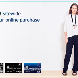 [Citibank ATM] Are you in the mood for Spring?