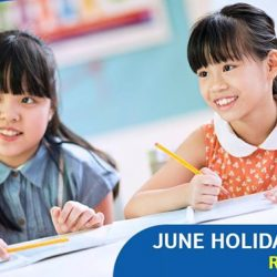 [British Council] This June holidays, get extra English support for your child.