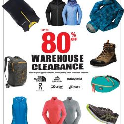 [Running Lab] The Outdoor Venture Warehouse Sale is here!