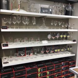 [Riedel] To celebrate our newly revamped Riedel counter at Robinsons The Heeren, we are offering complimentary engraving on Riedel glassware (up