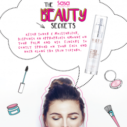[Sasa Singapore] SasaBeautySecrets REVEALED: Damaged skin?
