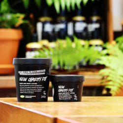 [Lush Singapore] We created Charity Pot hand and body lotion in April 2007 in order to raise money for charities and other