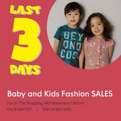 [Mothercare] Weekend starts now!