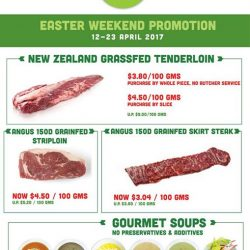 [Mmmm!] Rolling out our Easter Promotion!
