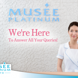 [Musee Platinum] Here at Musee, we don't believe in any hidden costs!