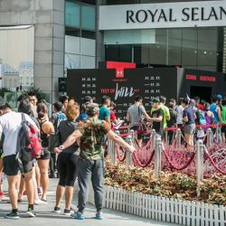 [Under Armour Singapore] A quick look back at TestOfWill2017 in Kuala Lumpur earlier this month, as we head to Singapore this weekend (8-