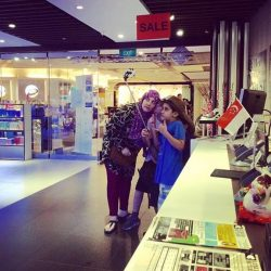 [Luxury City] Happy Memory With luxurycity_sg Shopping Day &Selfie Day .
