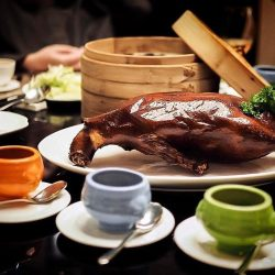 [Kai Garden] Doesn't our Signature Crispy Peking Duck look so mouth-wateringly good?