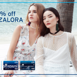 [Citibank ATM] Time to refresh your Spring wardrobe!