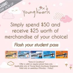 [Young Hearts] Calling out to ALL STUDENTS!