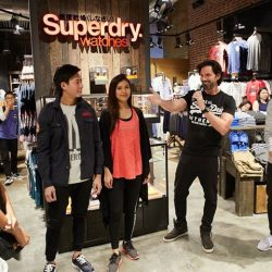[Superdry] throwback to our Sport 2017 launch event!