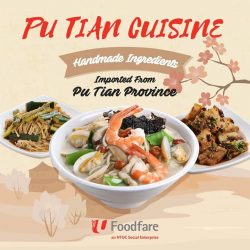 [Foodfare] Fancy some oriental home-styled dishes?
