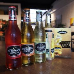 [Tuckshop] Our promotion bucket of 5, Strongbow Cider, is going for $50 on a daily basis!