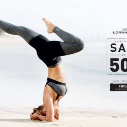 [Fit N Fab] Get up to 50% off on Lorna Jane apparels and other brands like Manduka and more!