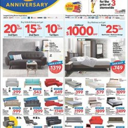 [Courts] Celebrating 43 Years of turning houses into home with 43,000 celebratory deals & more!