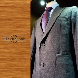 [BlackBrown] Appearing in a quality suit over a mediocre one can often give off a different impression for a business deal.