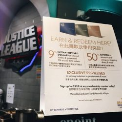 [DC Comics Super Heroes Cafe] We are pleased to announce that DC Comics Super Heroes Cafe - Official is now on Sands Rewards Lifestyle Program!