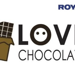 [Royce'] Simple lifehack to stay motivated - have some chocolates!