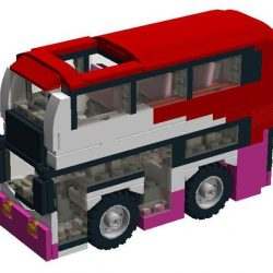 [My Little Brick Shop] Pre-order for SBS Bus Building Kit at $179.