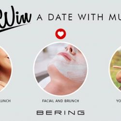 [BERING] Win a fully sponsored surprise date with Mum in celebration of Mother's Day!