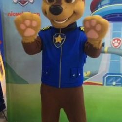 [Babies'R'Us] We offer our apologies to all Paw Patrol fans who were looking forward to Chase's appearance today at our