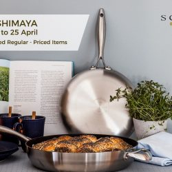 [SCANPAN] Visit us at Takashimaya Departmental Store, B1 today!