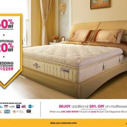 [Gain City] Here's an Easter Weekend bedding special!