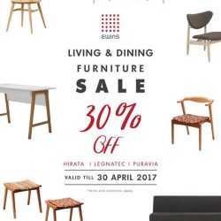 [Gain City] Check out this 'Living & Dining Furniture Sale' at the Gain City Megastore @ Sungei Kadut!