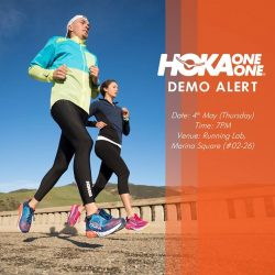 [Running Lab] ARAHI DEMO RUNHOKA ONE ONE, known for its groundbreaking approach to running, tackles stability head on with the arrival
