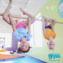 [The Little Gym] Sharing is Serious Fun at The Little Gym!