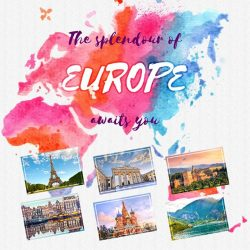 [ASA Holidays] Has Europe always been your bucket list destination?