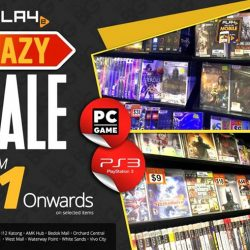 [PLAYe] Crazy sale is here with our lowest prices ever!