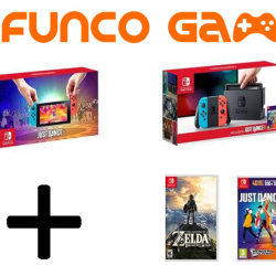 [Funco Gamez] New Nintendo Switch Bundle arriving end of April ~!