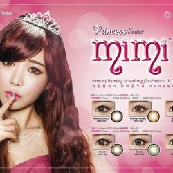 [Sin Chew Optics & Contact Lens Centre] GEOLICA Princess Mimi Circle Lens, the best selling circle lens in South Korea, are now available @ Sin Chew Optics, Authorised