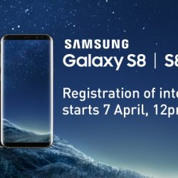 Samsung: Galaxy S8 and S8+ Prices and Preorder Details