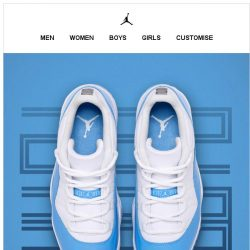[Nike] Limited Quantities Available: Air Jordan 11 Retro Low