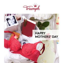 [Triumph] ❤️ To All Moms, We Love You!